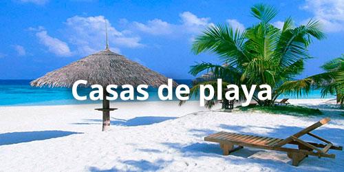 1 Casa de playa