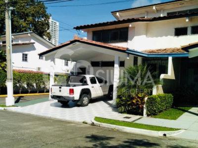 Se vende en El Cangrejo Amplia casa de 2 niveles - Casa Don Arturo